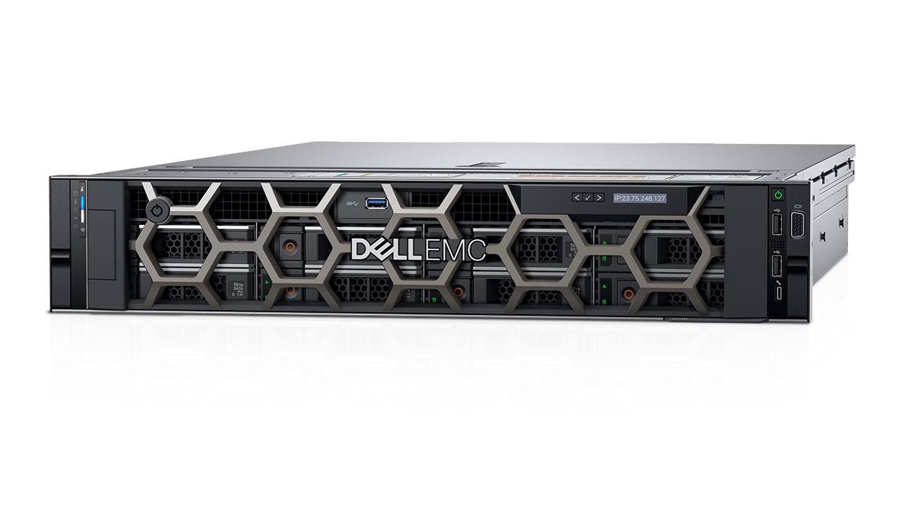 Refurbished Dell PowerEdge R740xd 12-Port