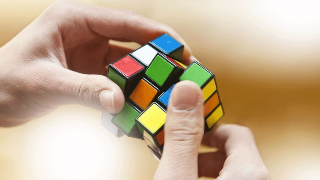 The iconic Rubik's Cube is turning 40