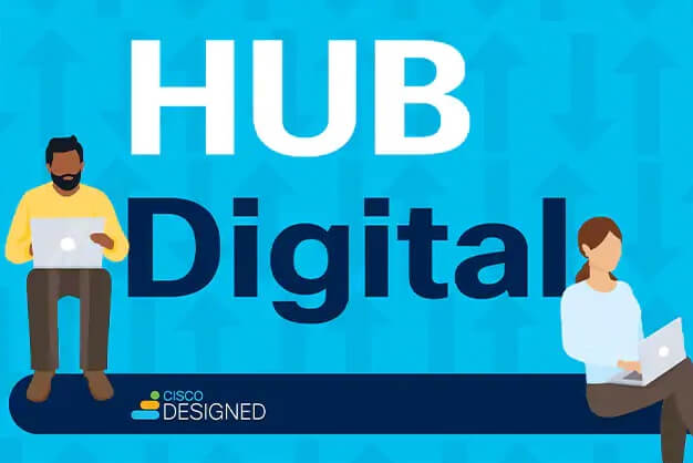 Hub Digital, Cisco's new Podcast